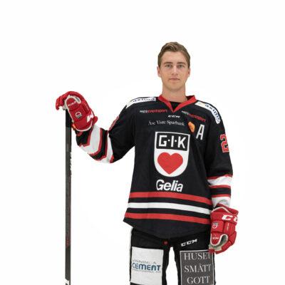20 Gustav Svensson