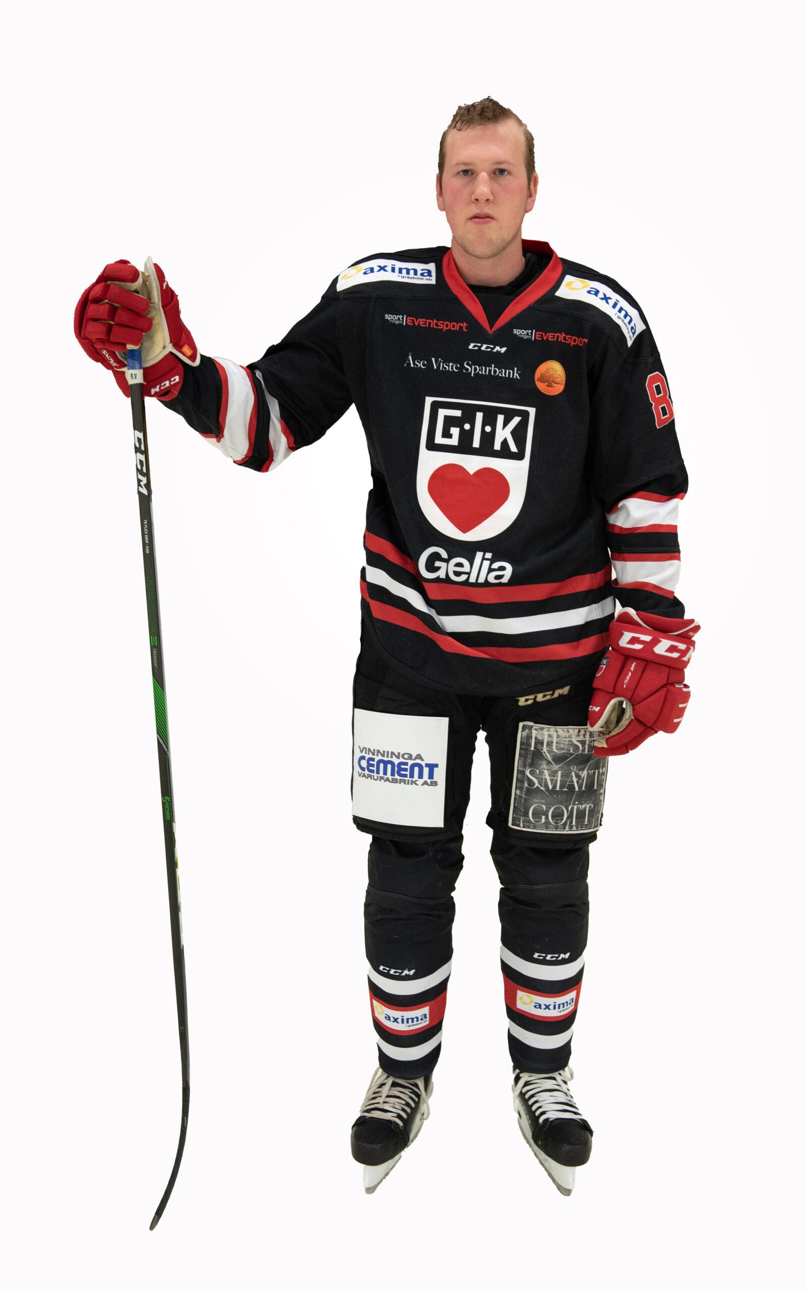 88 Rasmus Berntsson