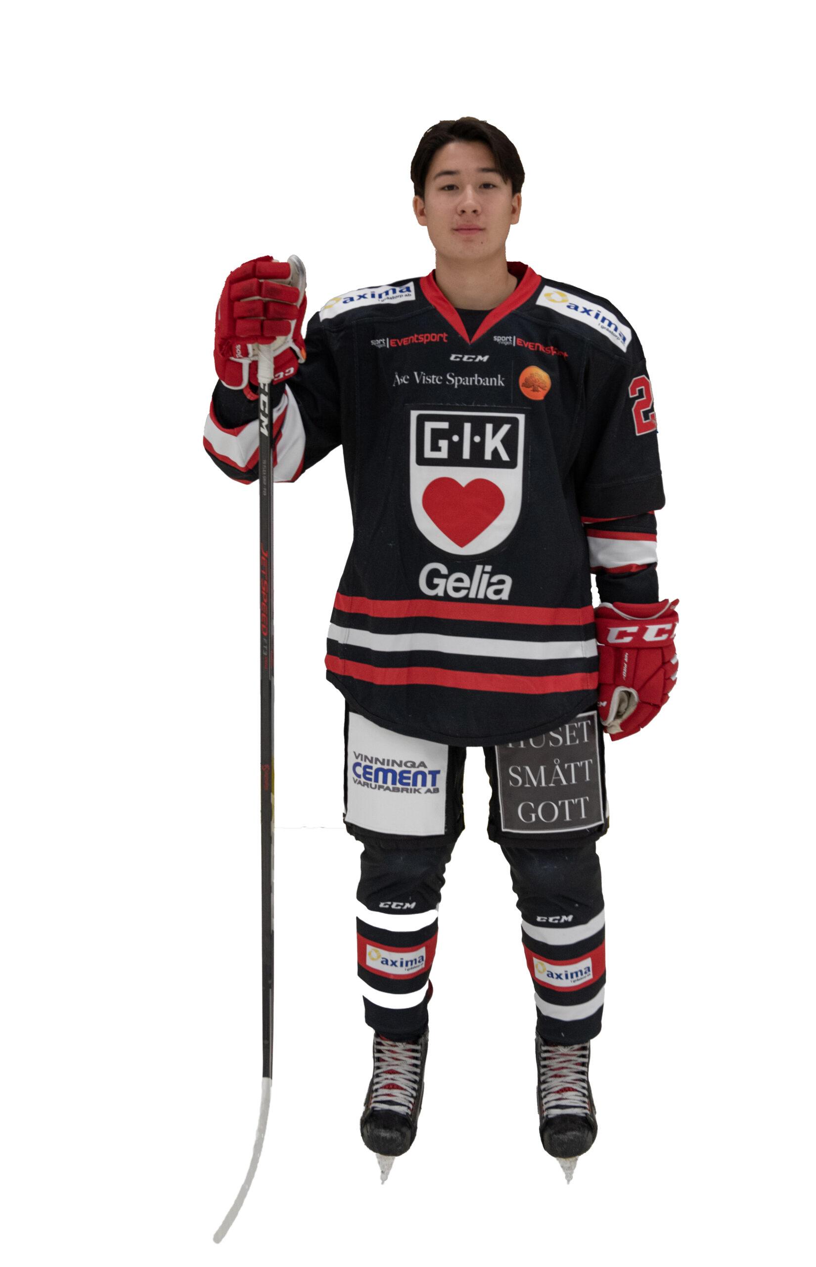 21 Victor Sandström