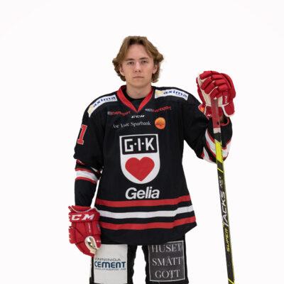 61 Fredrik Holberg