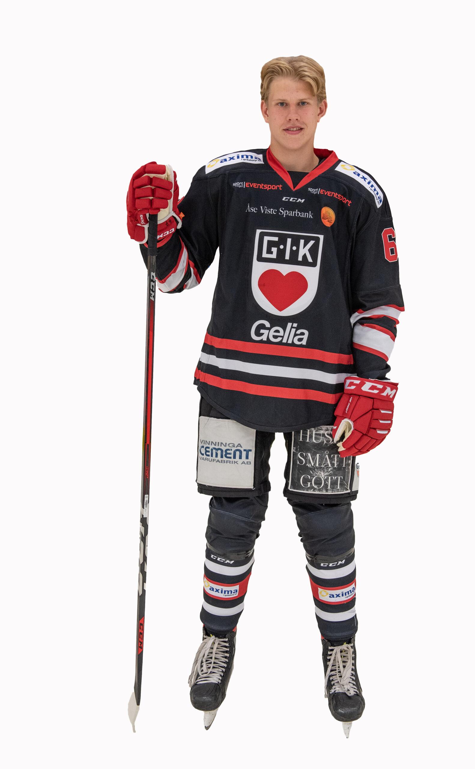 67 Gustav Lundmark